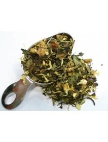 té blanco ruta de la seda