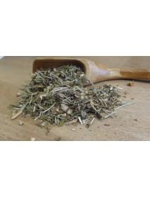hierbas medicinales para ansiedad estrés