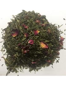 té verde japón cereza