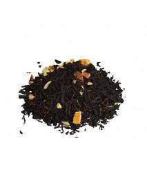 té negro naranja