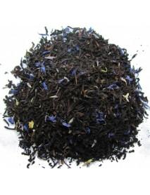 té negro violetas