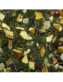 té verde bitter limón