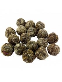 té verde flor de té