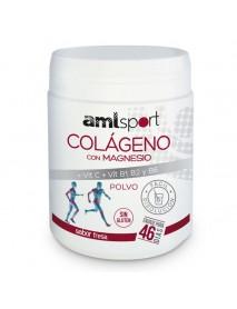 colágeno magnesio y vitaminas