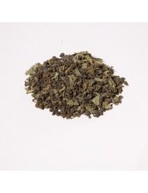 té verde con menta