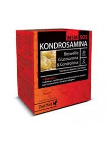 comprimidos kondrosamina msm s.o.s