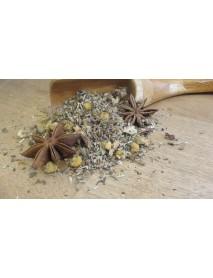 hierbas medicinales para estomago inflamado