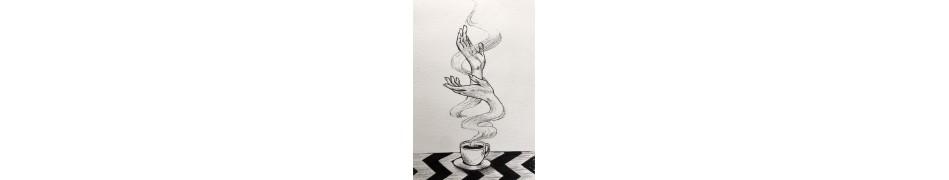 Tazas té, infusión, café, cacao - Mallorca Tea House