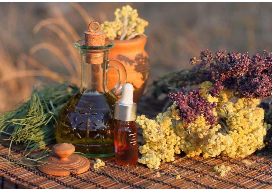 Recetas para tinturas y extractos - remedios naturales en la medicina alternativa y homeopatía